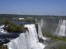 Iguazu es espectacular