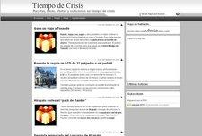 Tiempo de Crisis